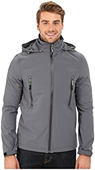 Khombu Ventilation Softshell Mens Coat