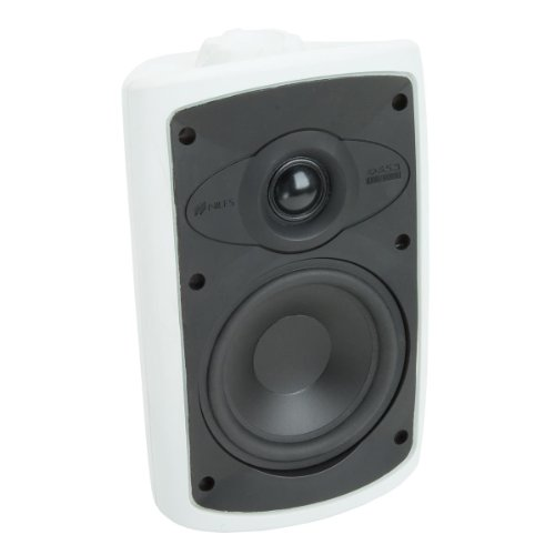 Niles - Os5.3 2-Way Indoor/Outdoor Speakers (Pair) (White) (Fg00986)