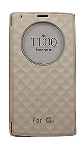 Sun Mobisys™; LG G4 Flip Cover; Flip Cover for LG G4 Gold