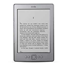 Amazon Kindle E-reader 6 Inch E Ink Display W/  WiFi - Includes Sponsored Screensavers & Special Offers  (Purchase In-Store Only- No Online Sales)