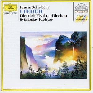 Lieder (Fischer-Dieskau/Richter) [European Import]