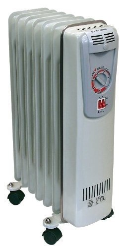 Comfort Zone® Deluxe Oil Filled Radiator Heater  CZ7007