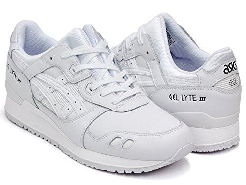 (アシックス) asics Tiger GEL-LYTE III [タイガー ゲルライト 3] WHITE / WHITE tq534l-0101 27.5