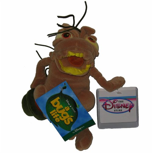 Bugs Life P.T. Flea - Disney Mini Bean Bag Plush - 1