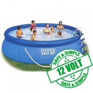 Avis intex piscines hors sol intex piscine easy set en for Piscine intex 4 57 x 0 91