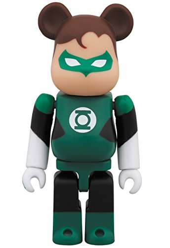 Medicom DC Super Powers: Green Lantern Bearbrick SDCC 2014 Edition Action Figure