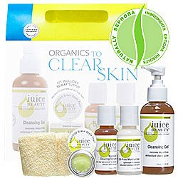 Juice Beauty Organics To Clear Skin Kit ($55 Value) from Mainspring America, Inc. DBA Direct Cosmetics