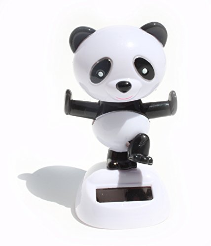 Kung Fu Panda Solar Bobble Head Toy