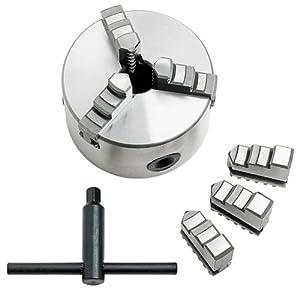 WABECO 3Backen Drehbankfutter Ø 100 mm  BaumarktKundenbewertung und weitere Informationen