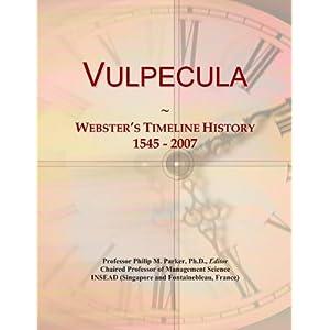 Vulpecula History | RM.