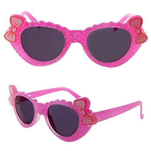 1x of Baby Kitty Sunglasses, Polka Dot Design,