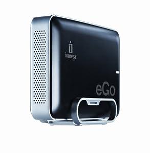 Iomega eGo 2 TB USB 2.0 Desktop External Hard Drive 34823 (Jet Black)