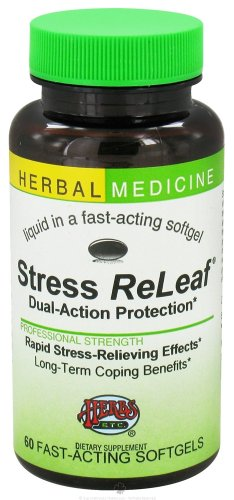Stress Releaf Herbs Etc 60 Softgel