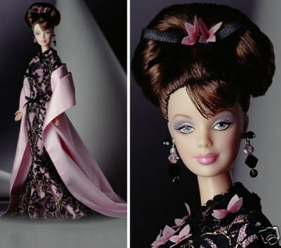 Cheap Barbie Collector # 24994 Hanae Mori