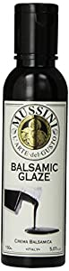 Mussini Crema, Glaze of Balsamic Vinegar of Modena, 5.07 Ounce Bottle