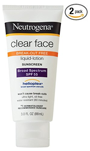 Neutrogena Effacer Visage Break Out Liquid