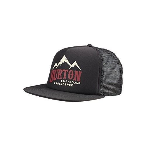Burton 13751103044 I-80-Cappellino con visiera da uomo, colore: nero