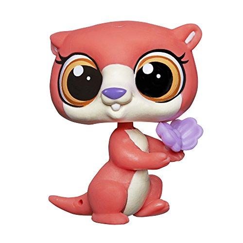 Littlest Pet Shop Get The Pets Single Pack Owen Otterson Doll