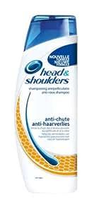 Head & Shoulders - 81222058 - Shampooing - Anti-Chute - 2x300 ml