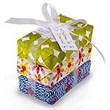 Mistral Papiers Fantaisie Fresh 3 Soap Wrap 9.42oz