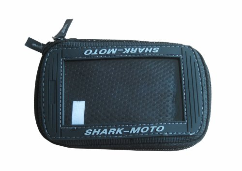shark shksupertanknbag Magnetic Motorcycle/Snowmobile ATV Waterproof Tank Bag