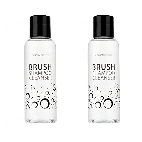Coastal Scents Makeup Brush Shampoo Cleanser - 4 Oz. Package Quantity: 2 - 1
