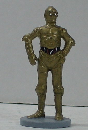 Picture of Applause Star Wars c-3p0 Pvc Figure (B0037ERO0K) (Star Wars Action Figures)