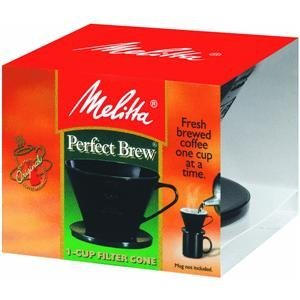 New Melitta Ready Set Joe Single Cup Coffee Brewer