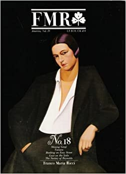 FMR (Franco Maria Ricci Magazine, American Edition) NO. 18 February