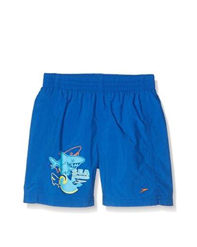 Speedo Badeshorts Sea Squad 11 Wsht Im Blue