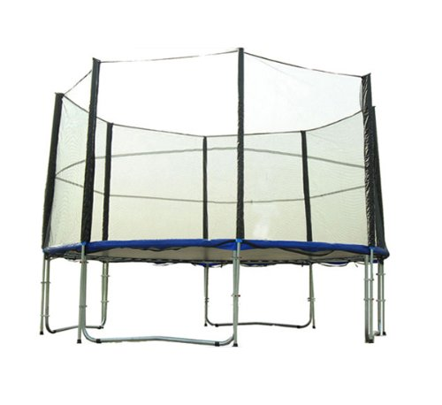 How Do You Want Aosom 14 Trampoline With Safety Net
