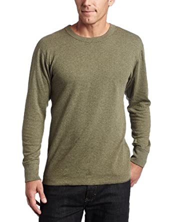 Buy Duofold Mens Midweight Long Sleeve Crew by Duofold