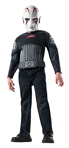 Star Wars Inquisitor Muscle Chest Dress-Up Box Set