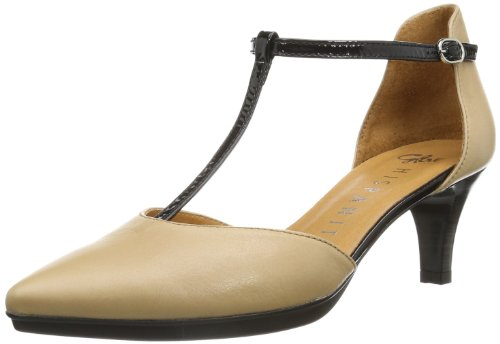Hispanitas Womens Zaira HV49724 T-Brace Brown Braun (Retromilled Camel) Size: 3 (36 EU)