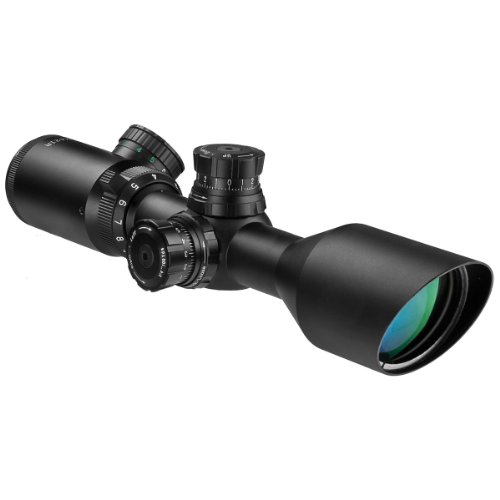 Barska 3-9X42 Ir 2Nd Generation Sniper Riflescope