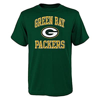 Green Bay Packers Youth Ovation Alternate T-Shirt - Green
