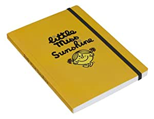 Wild and Wolf Little Miss Sunshine Notebook