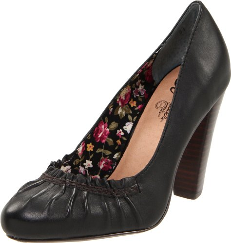 Seychelles Women's Hamburg Pump,Black,9 M US