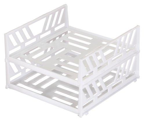 WalterDrake Stackable Freezer Shelves