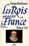 echange, troc Bordonove-G - Henri IV / le grand                                                                           010598