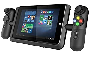 Linx Vision 8-Inch Tablet with Xbox Controller (Intel Atom x5-Z8300, 2 GB RAM, 32 GB Storage, WLAN, BT, 2x Camera, Windows 10) - Black by Linx