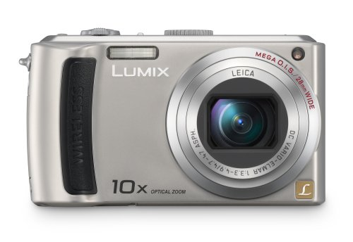 Panasonic Lumix DMC-TZ50 is the Best Compact Point and Shoot Digital Camera for Wildlife Photos Under $450