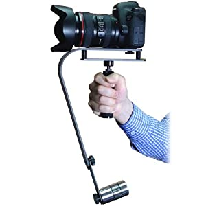 Vidpro SB-10 Professional Video Camcorder & Digital SLR Camera Stabilizer