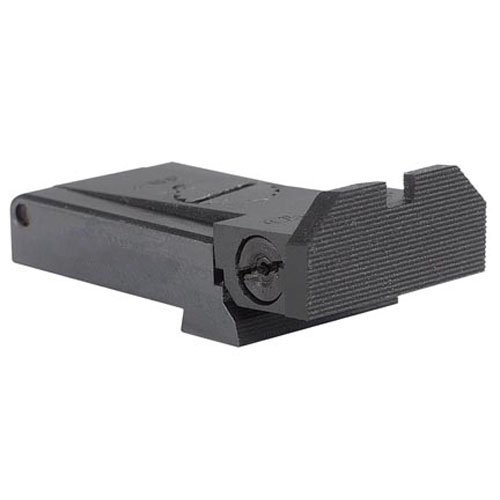 Certain Glock Adjustable Kensight Sight Adjustable With Beveled Blade