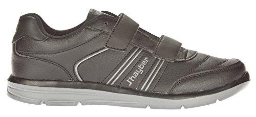 J'hayber Uomo scarpe nero Size: 42