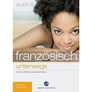 Audio Französisch unterwegs Hörbuch