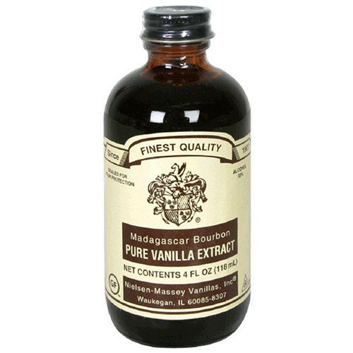 Buy Madagascar Bourbon Pure Vanilla Extract, 4-Ounce Bottles (Pack of ...