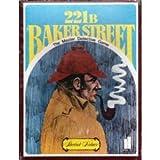 221B Baker Street Mystery Game