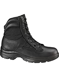Thorogood Work Boots Mens Waterproof Uniform 7.5 XW Black 834-6805