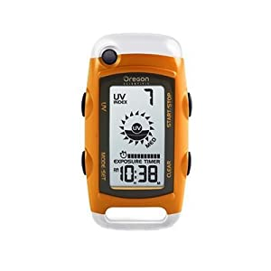 Oregon Scientific EB612 Personal UV Monitor with Exposure Timer